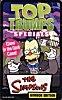 Top Trumps Card Game - The Simpsons Horror
