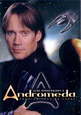 ANDROMEDA SEASON 1 PROMOTIONAL CARD SD-2001